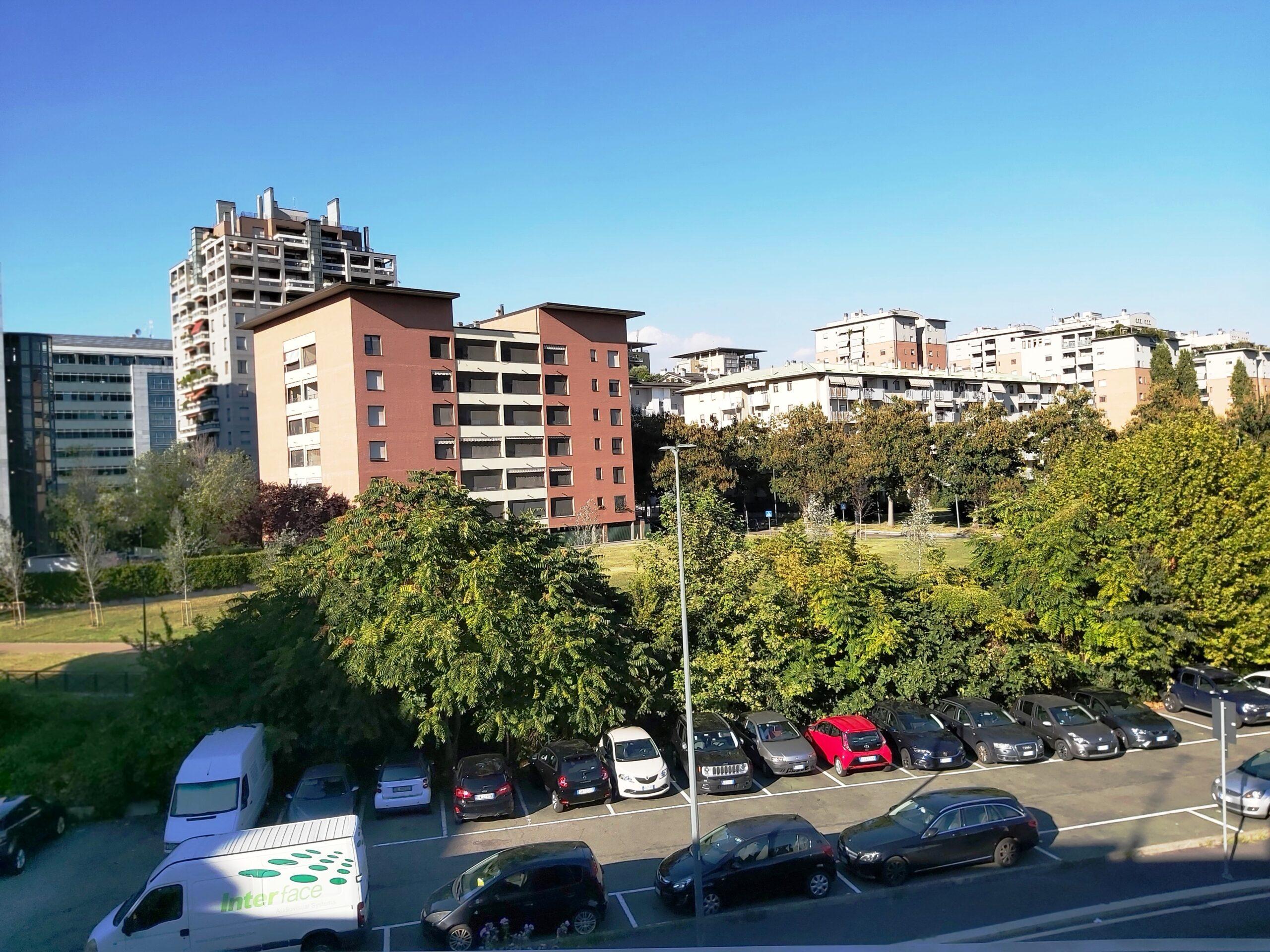 Appartamento con terrazzo Bazzi – Spadolini
